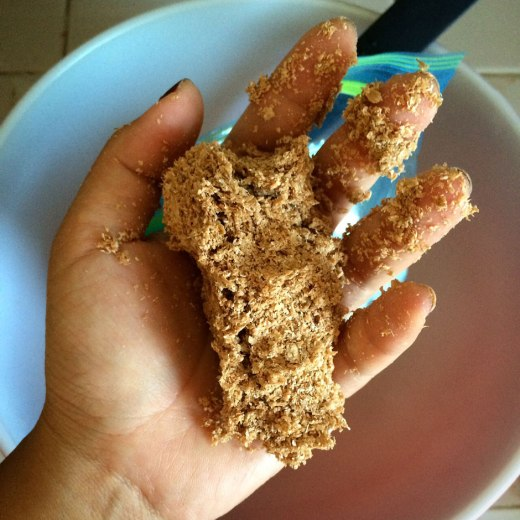 How To Make Bokashi EM 1 Fermented Food Waste Wheat Bran