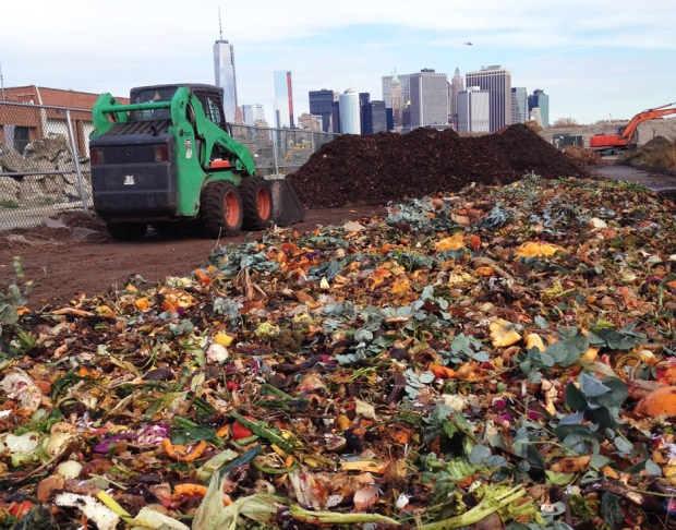 Earth Matter Compost Window Governors Island